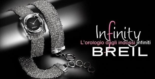 Infinity by Breil